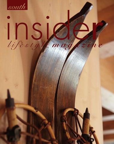 INSIDER magazine by Mariela A. Gizzi - issuu c9db2531465