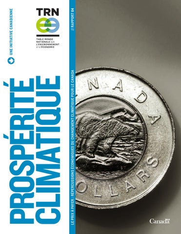 8ccd1bfca7aa21 Le prix à payer   répercussions économiques du changement climatique pour  le Canada