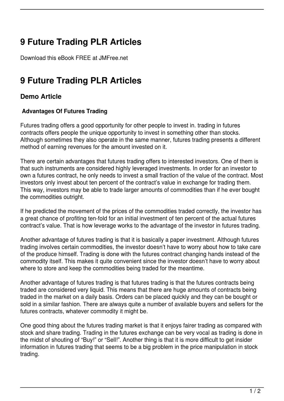 advantages and disadvantages of stock exchange market