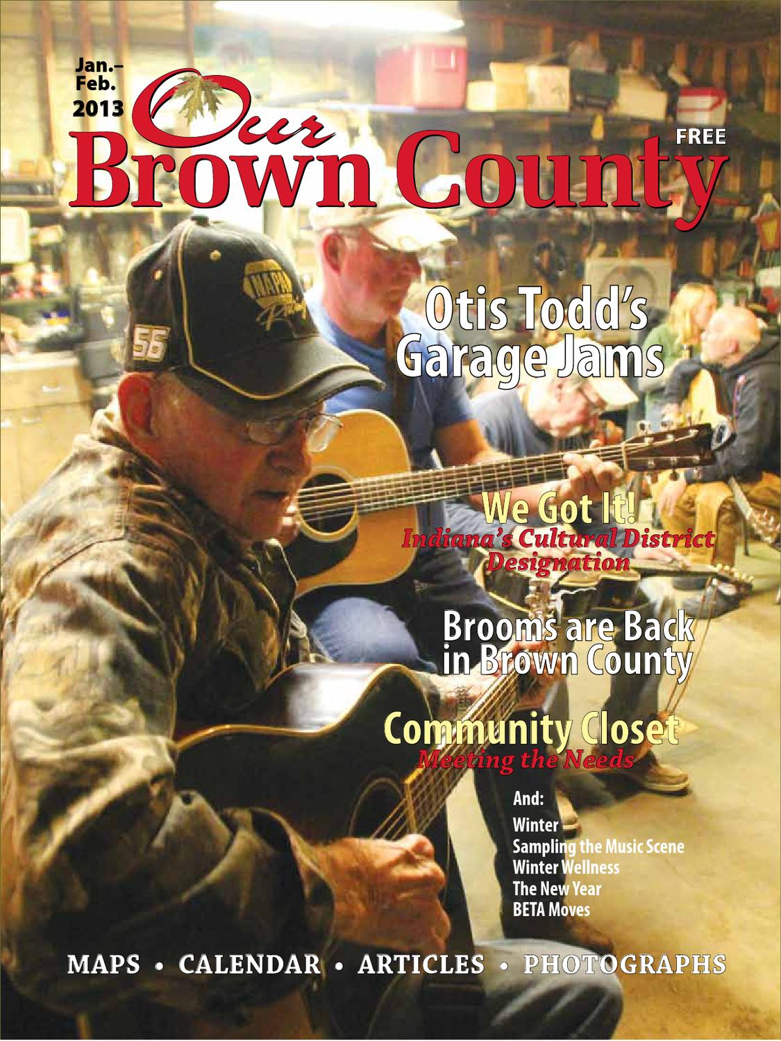Janfeb 2013 Our Brown County By Our Brown County Issuu