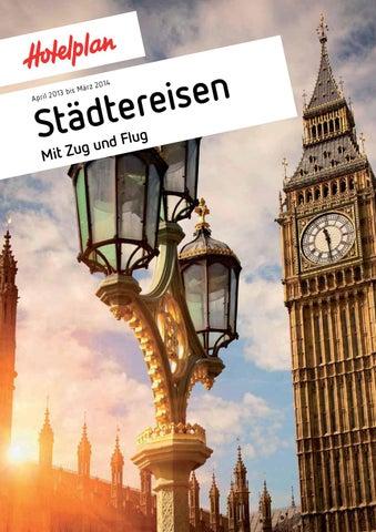 0f648bc38b2558 Hotelplan Städtereisen April 2013 bis März 2014 by Hotelplan Suisse ...