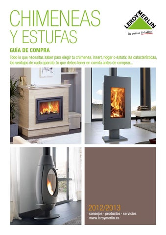 Leroy Merlin Catalogo Guía De Chimeneas By Hackos Ecc Issuu