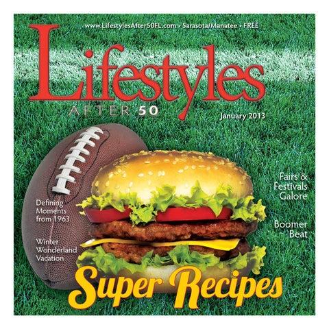 Lifestyles After 50 Sarasota/Manatee Jan. 2013 edition