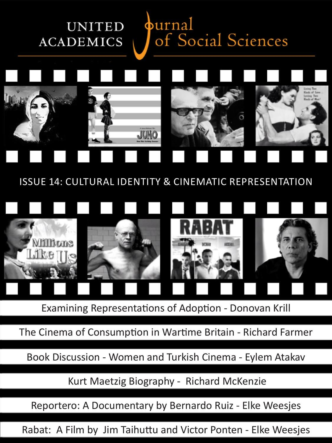 cultural identity cinematic representation