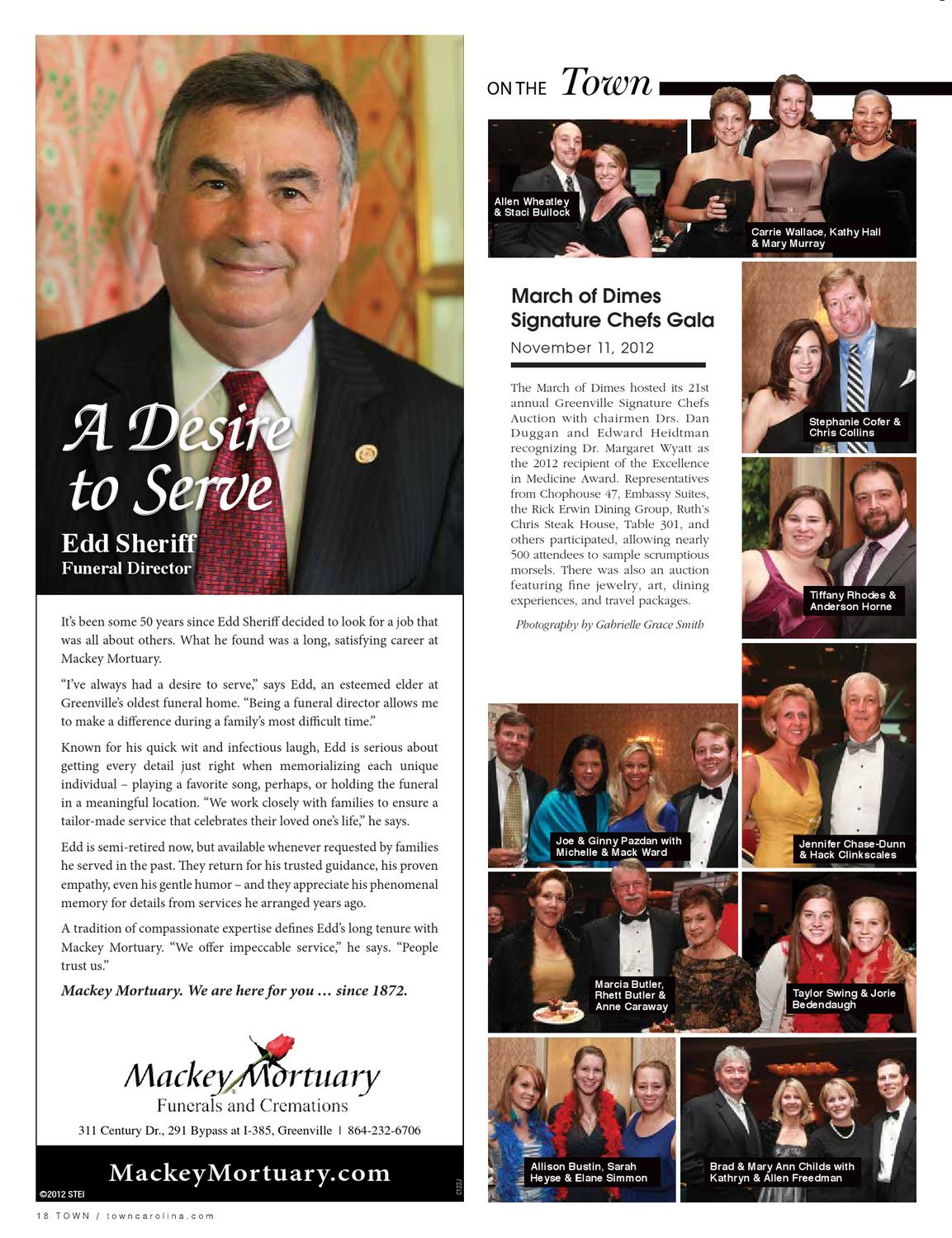 Jan  2013 TOWN by Community Journals - issuu