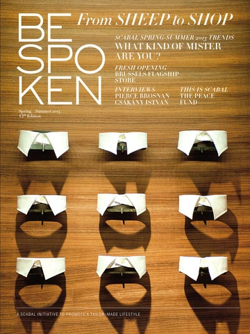 BESPOKEN 9 by Scabal - issuu 6101ecd533f