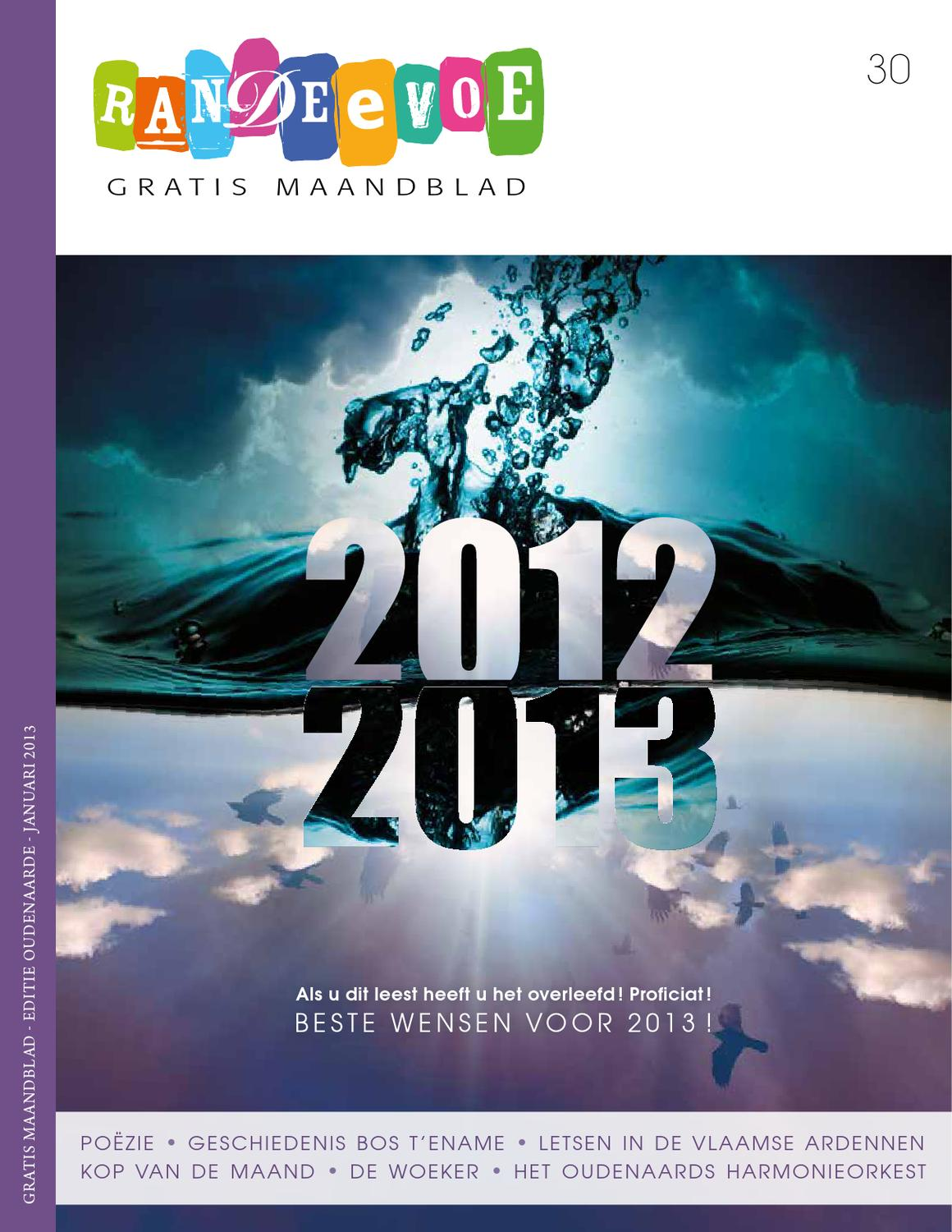 Randeevoe Oudenaarde 30 By Design Publishing Issuu