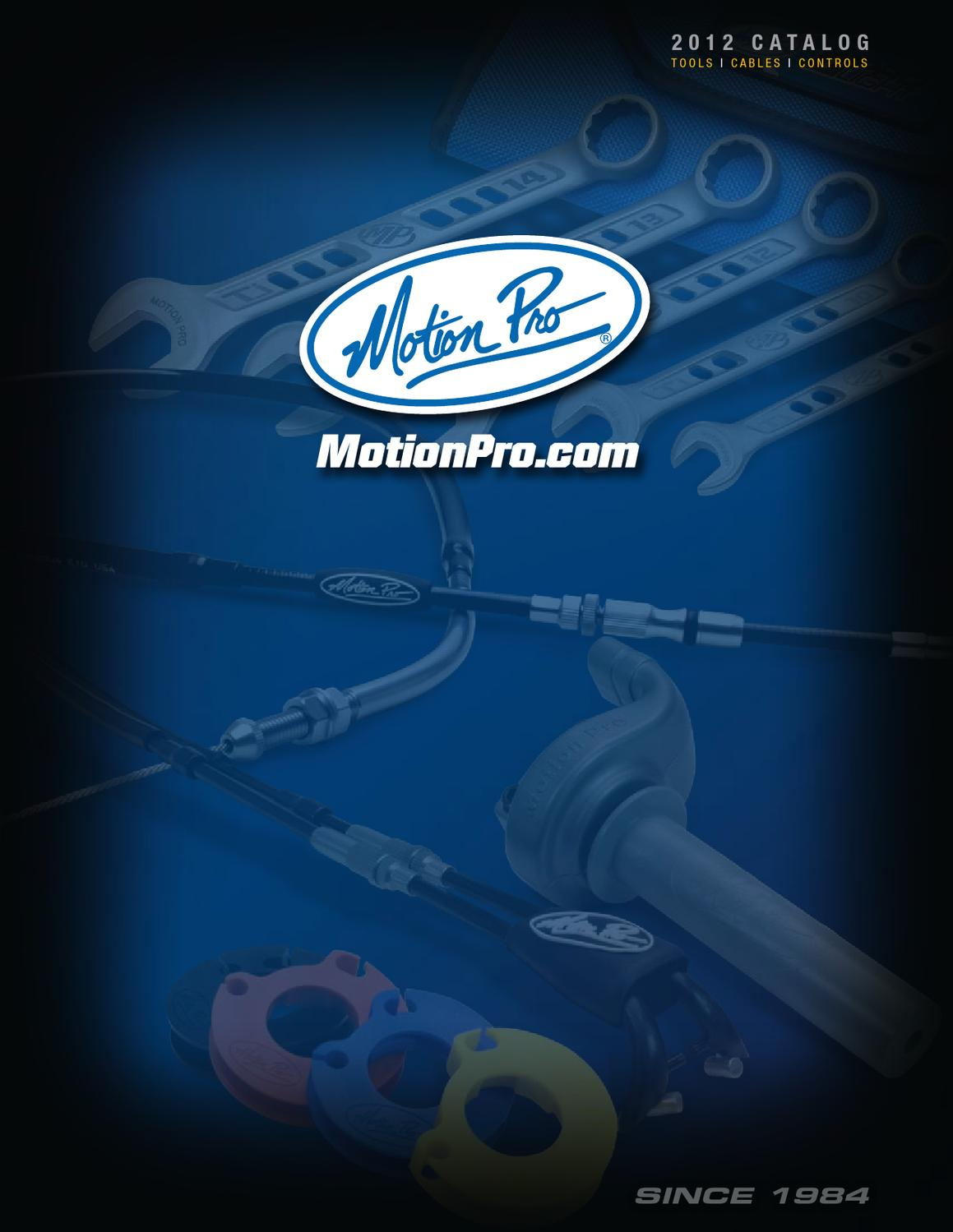 Motion Pro Throttle Cable Slip Barrel 6mm x 7mm // 10 Pack