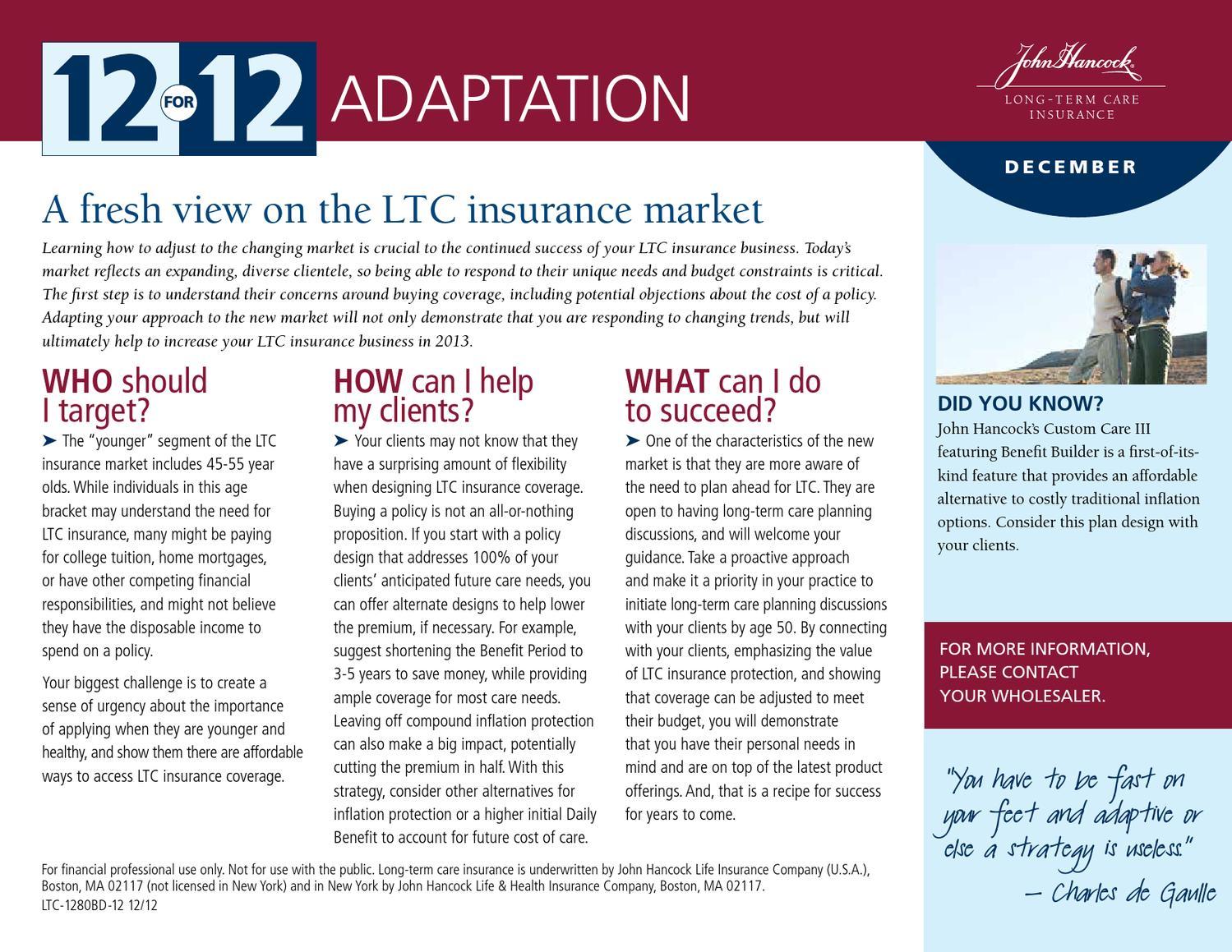 John Hancock Life And Health Insurance Company ...