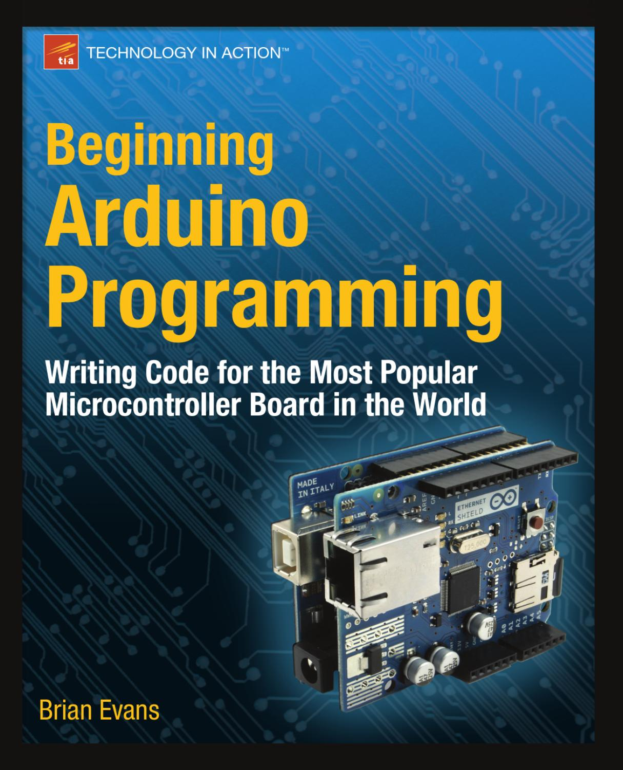 Arduino Programming By Shawn Fanning Issuu Circuit Universal 3v Led Flasher Circuits Designed David A