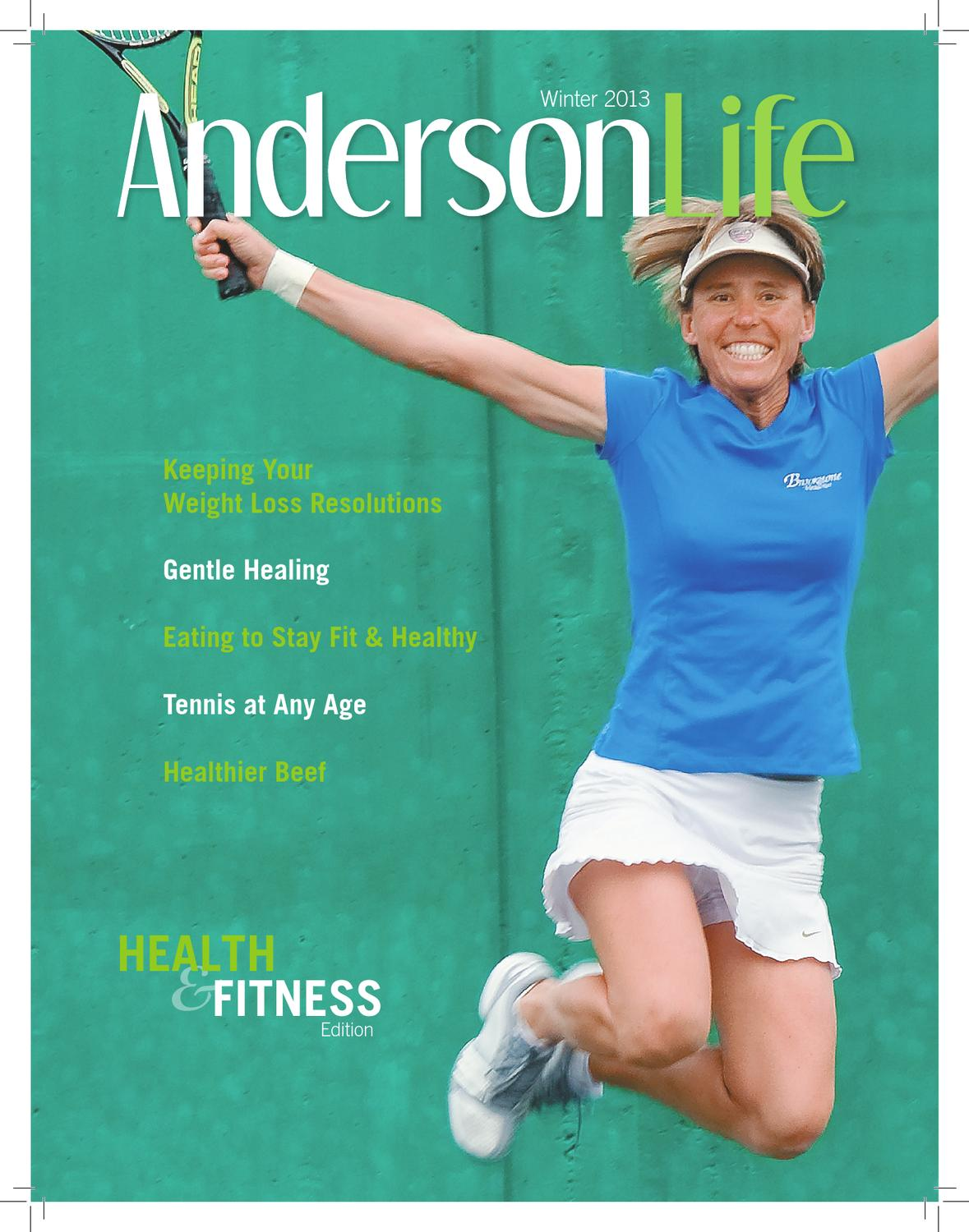 Anderson Life Winter 2013 by Sheril Turner - issuu