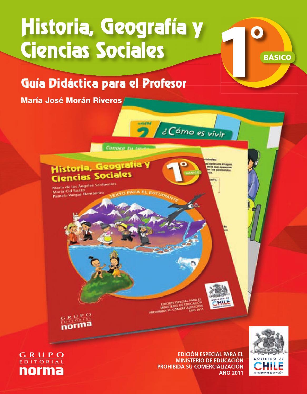 Ciencias Sociales 1º Básica Primaria Libro Del Maestro By Sandra Nowotny Issuu