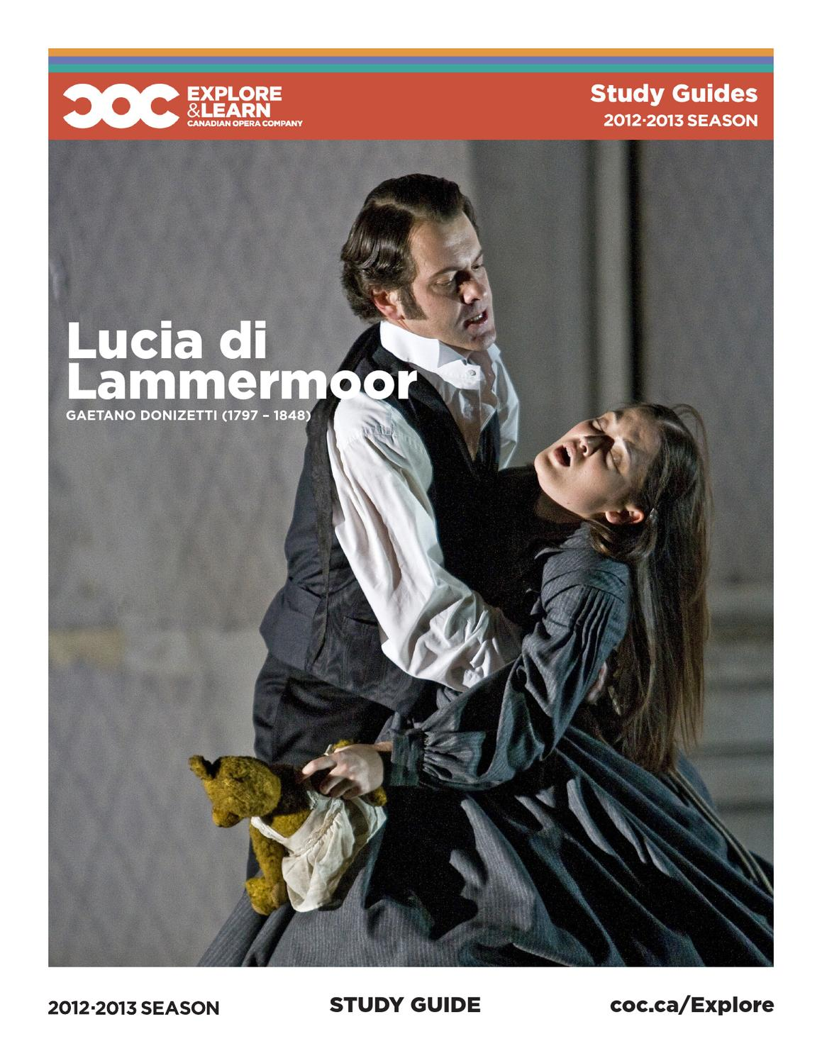 The Bride of Lammermoor, by Sir Walter Scott