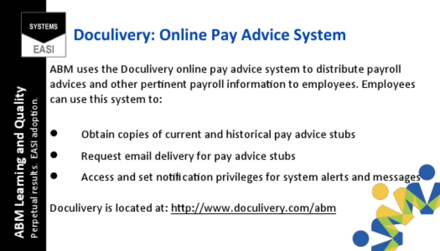 pocket pal doculivery online pay advice system by abmlq issuu. Black Bedroom Furniture Sets. Home Design Ideas