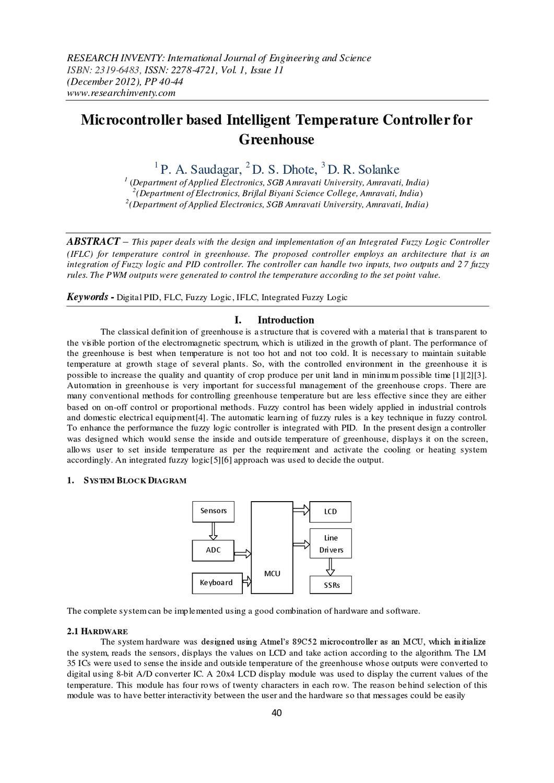I0111040044 By Research Inventy Issuu P Id Logic Diagram
