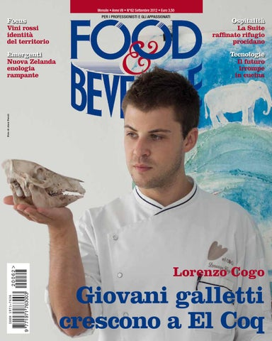 n.62 SETTEMBRE by FOOD BEVERAGE - issuu 8985865f730
