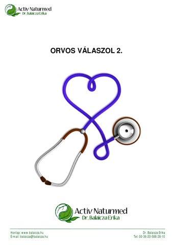 vastagbélgyulladás a szívemben magas vérnyomásom van)