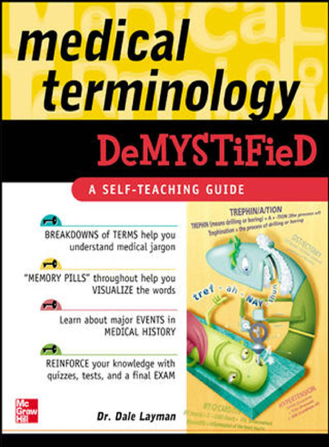 Medical terminology demystified a self teaching guide by hem medical terminology demystified a self teaching guide by hem sovanda issuu biocorpaavc