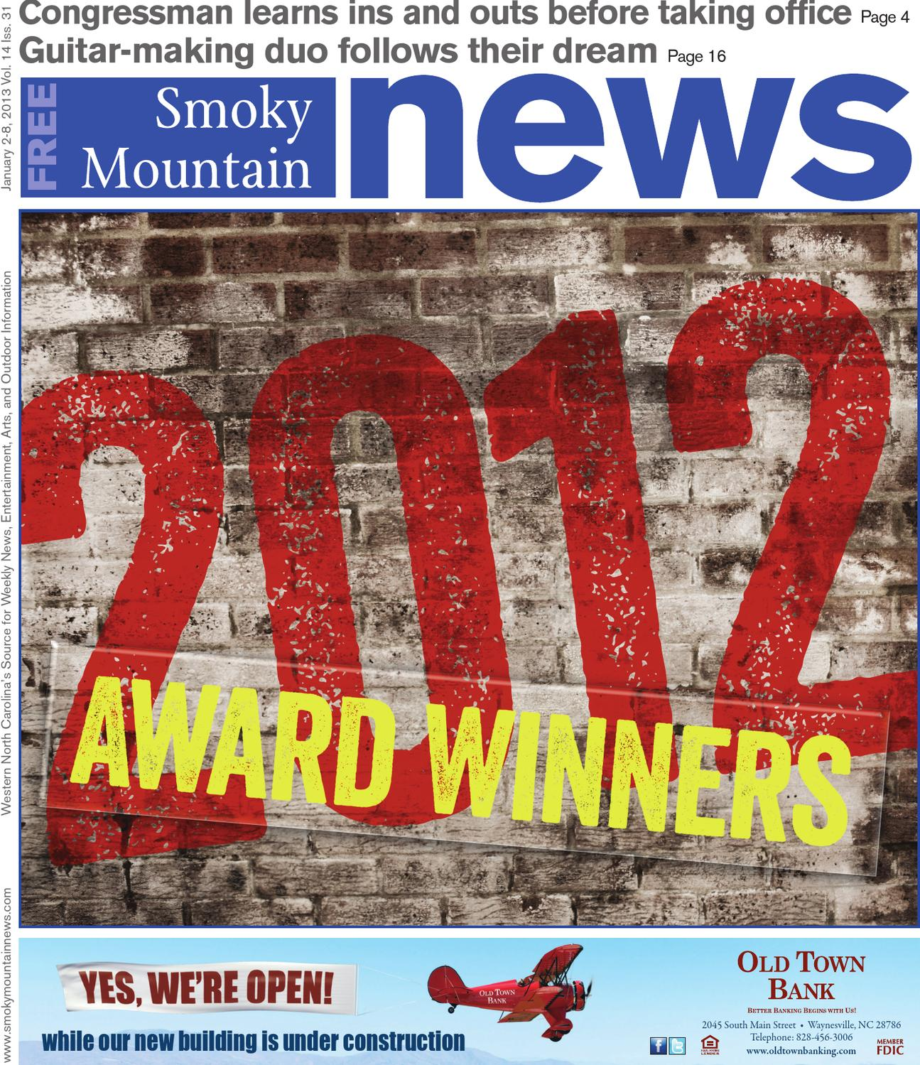 Smoky Mountain News by Smoky Mountain News - issuu