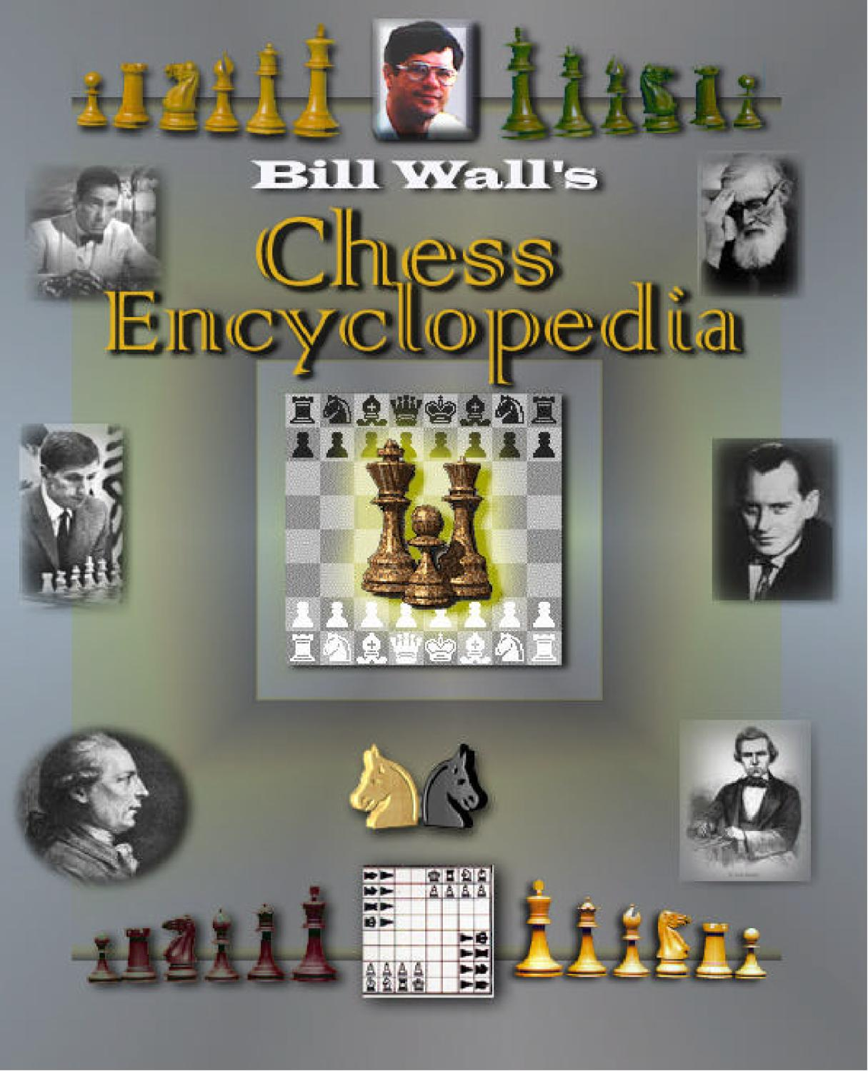 Chess Encyclopedia By Jerry Wall Issuu Xo Nb5 Lightning Fast Charging Data Cable For Iphone 5 6 7 Ipad Original