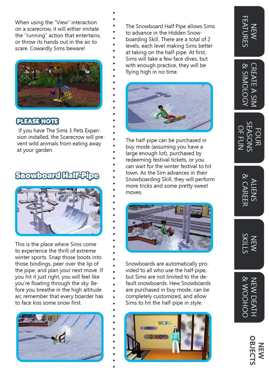 Sims 3 Seasons Game Guide by Sims VIP - issuu ea2b23e8c