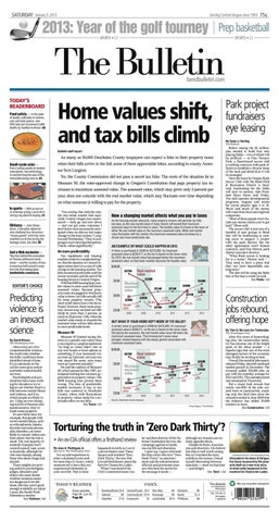 Bulletin Daily Paper 1 19 13 by Western munications Inc issuu