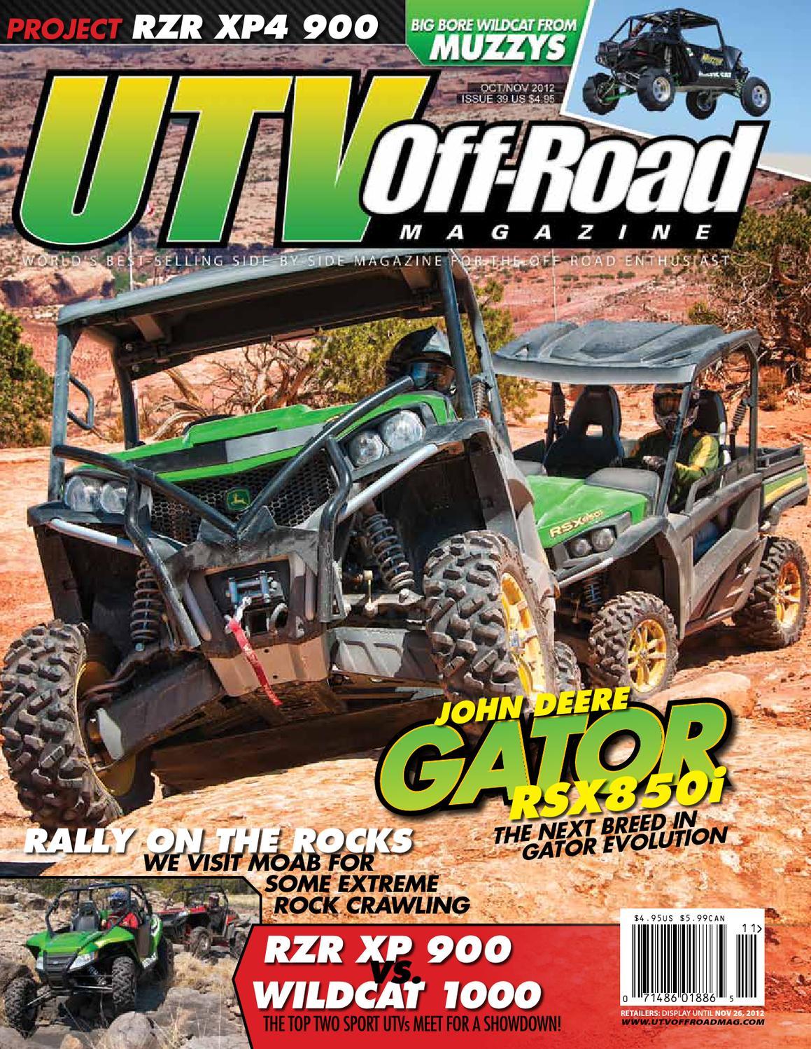 Terrific Utv Off Road Mag Vol 39 By Utv Off Road Magazine Issuu Evergreenethics Interior Chair Design Evergreenethicsorg