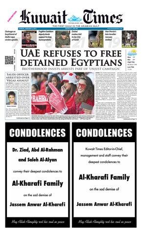 6 Jan by Kuwait Times - issuu 118053fe325