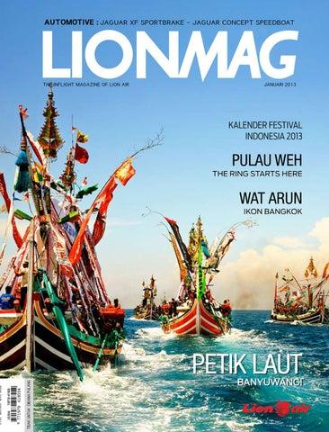 LIONMAG JANUARI 2013 by Bentang Media Nusantara - issuu ae316b5d70