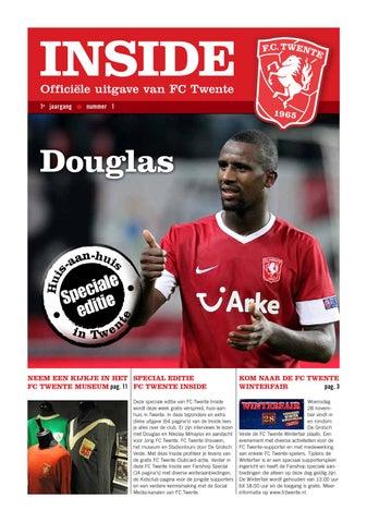 b400b25f184 Officiële uitgave van FC Twente 1e jaargang ○ nummer 1
