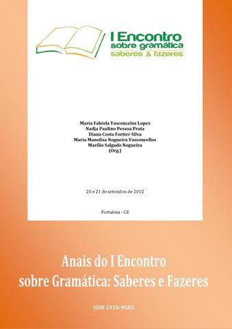 Anais sobre o i encontro sobre gramatica by gemd gemd issuu page 1 fandeluxe Image collections