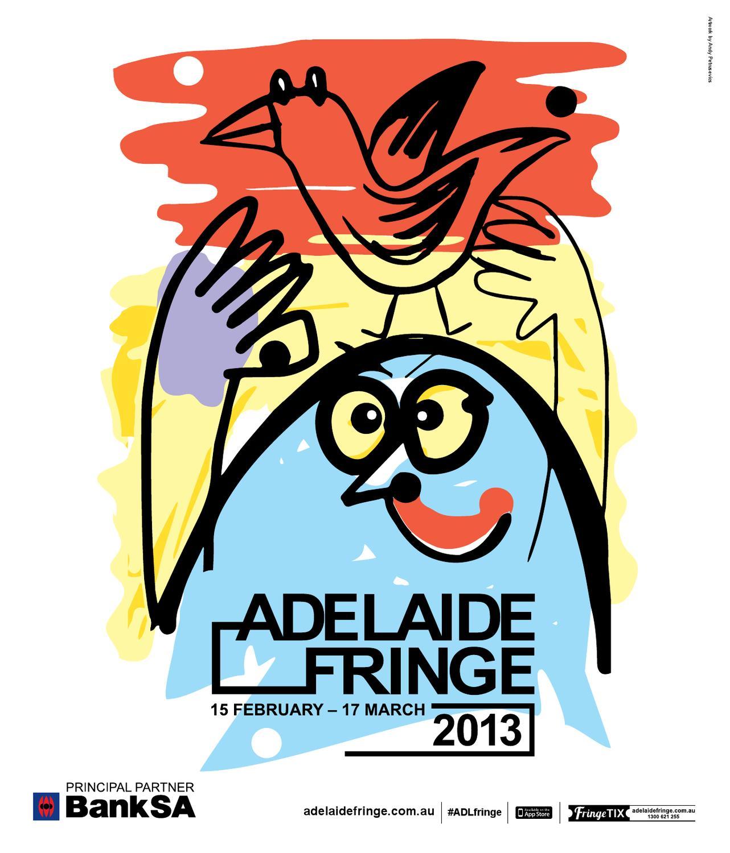 573aa5804 Adelaide Fringe Festival 2013 by Curador Madeira Art - issuu