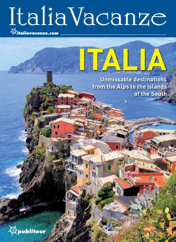 Italiavacanze Magazine 2013 English By Publitour Spa Issuu