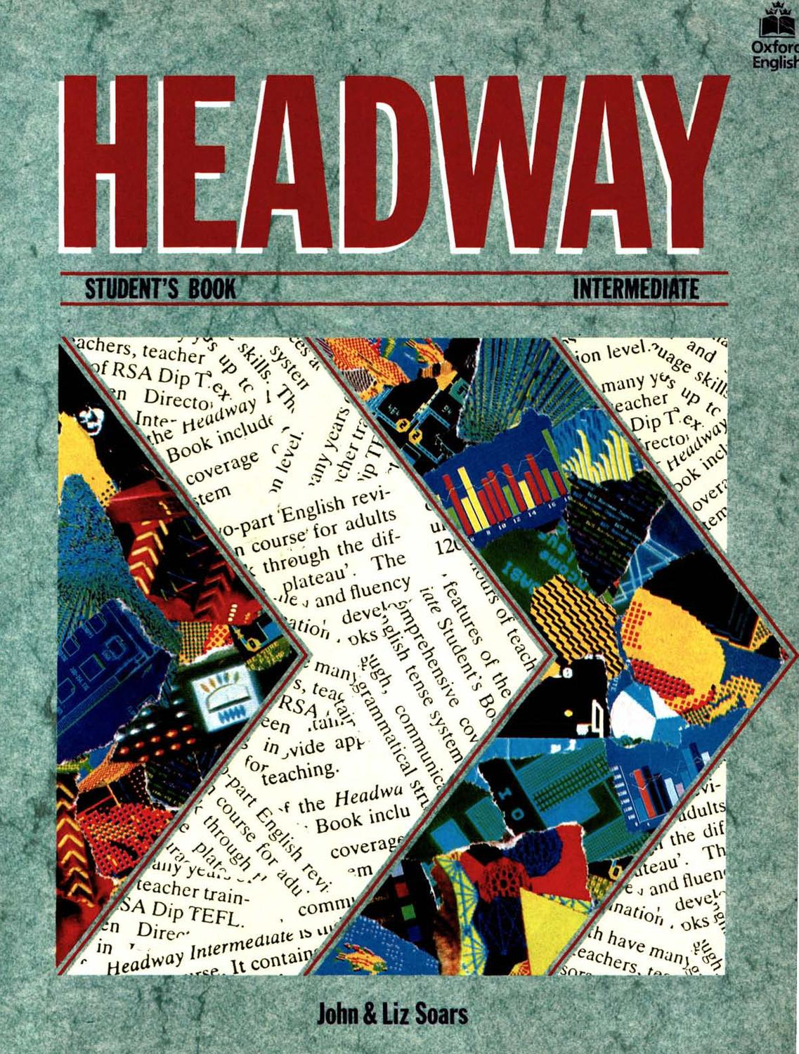 Headway Intermediate 1st Edition 1997 (Student's Book) by Nata Tka ...