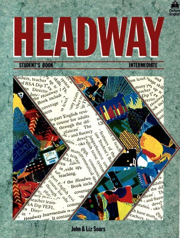 Headway Intermediate Teacher Book