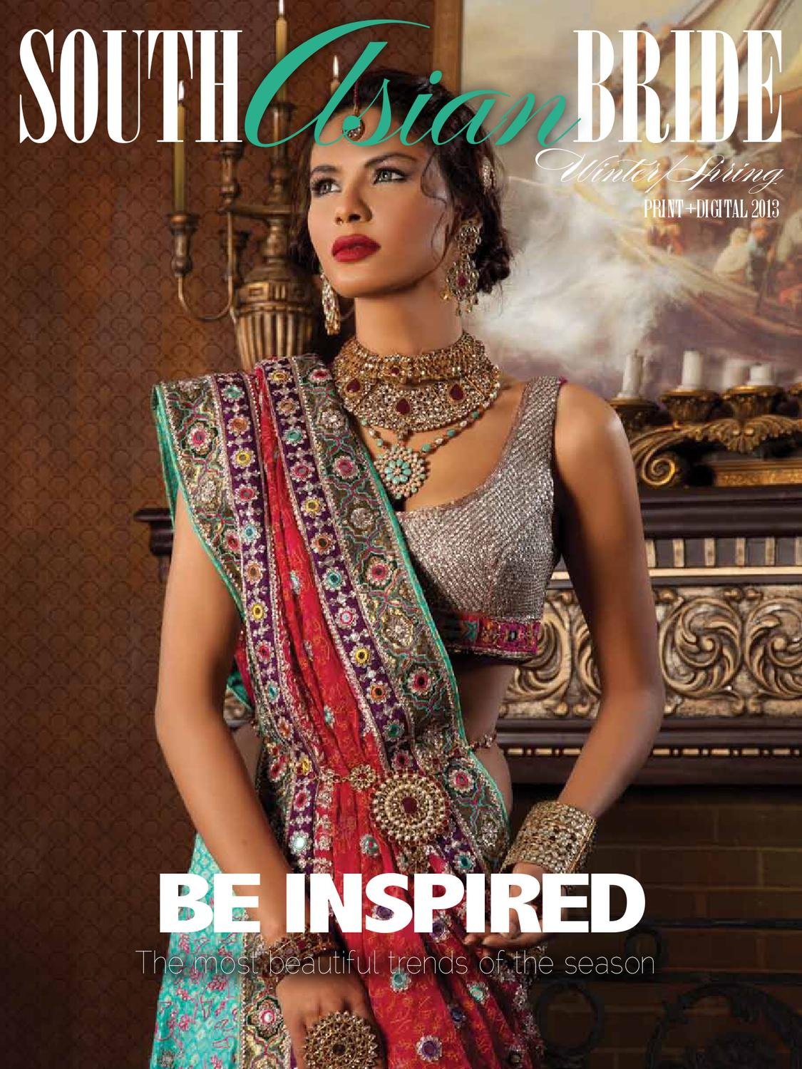 South Asian Bride Magazine By