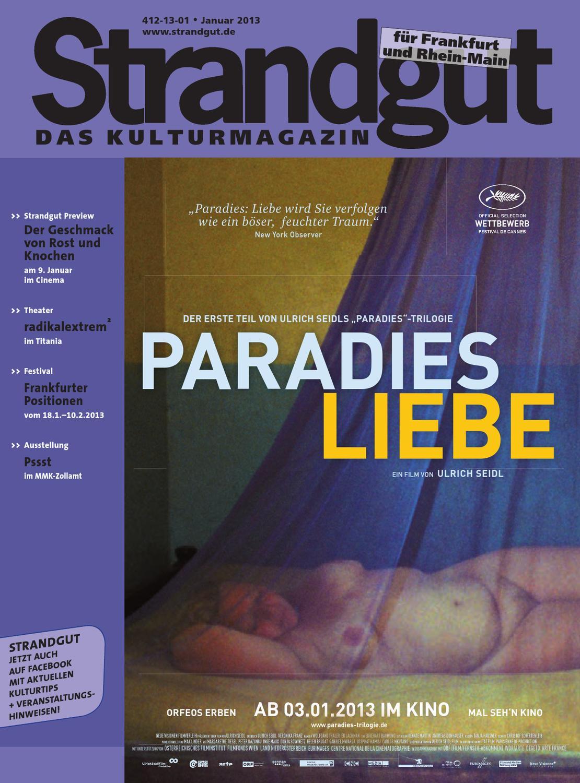 Strandgut Kulturmagazin 1 2013 By Strandgut Kulturmagazin Issuu