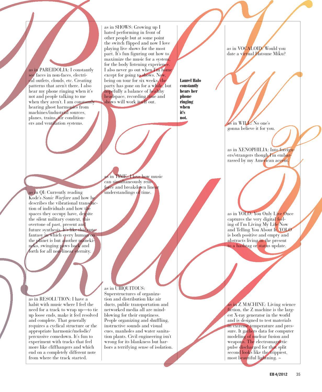 Electronic Beats Magazine Issue 4/2012 by Telekom Electronic