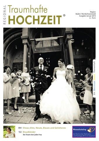 Traumhafte Hochzeit Ausgabe Januar 2013 By Roser Media Issuu