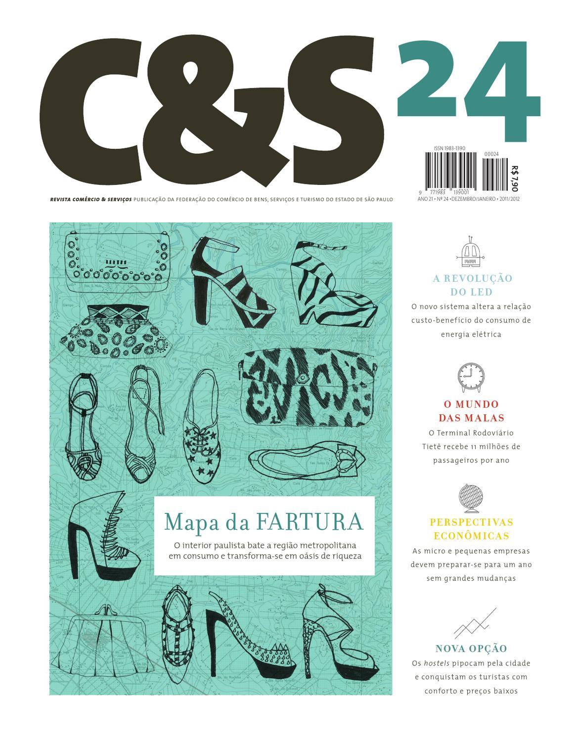 e44379756b8 C S nº 24 by Fecomercio São Paulo - issuu