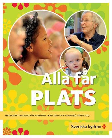 Verksamhetskatalog 2017 by Svenska kyrkan i Karlstad - issuu
