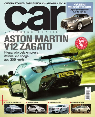 Car magazine 49 by edgard santos jr issuu chevrolet onix ford fusion 2013 honda civic si fandeluxe Image collections
