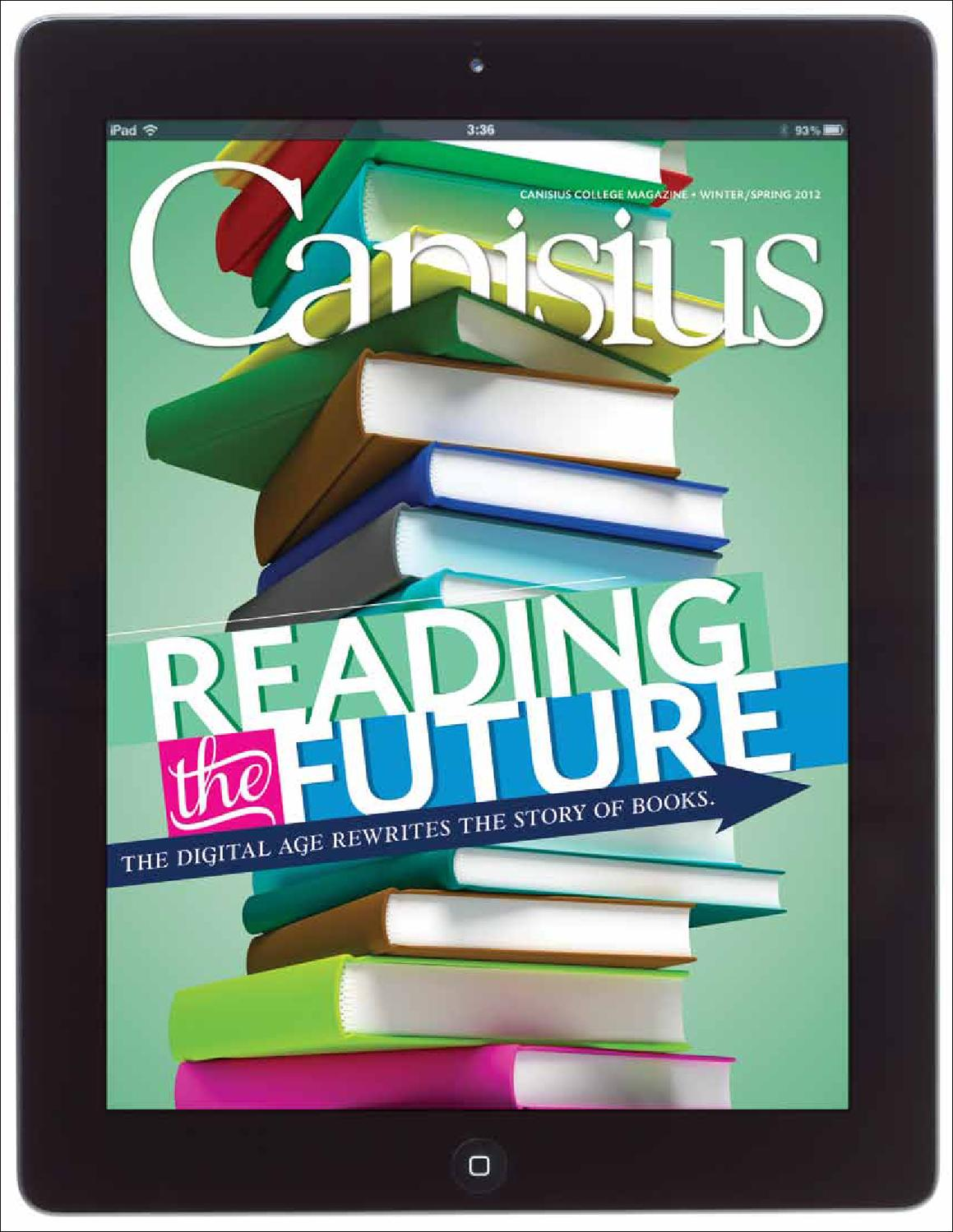 Spring 2012 By Canisius College  Issuu