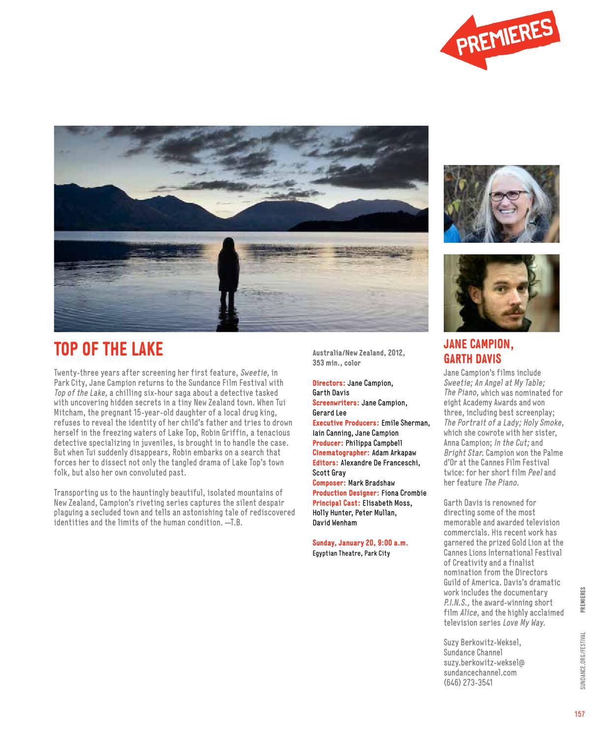 2013 Sundance Film Festival Catalog by Sayf Khidir - issuu