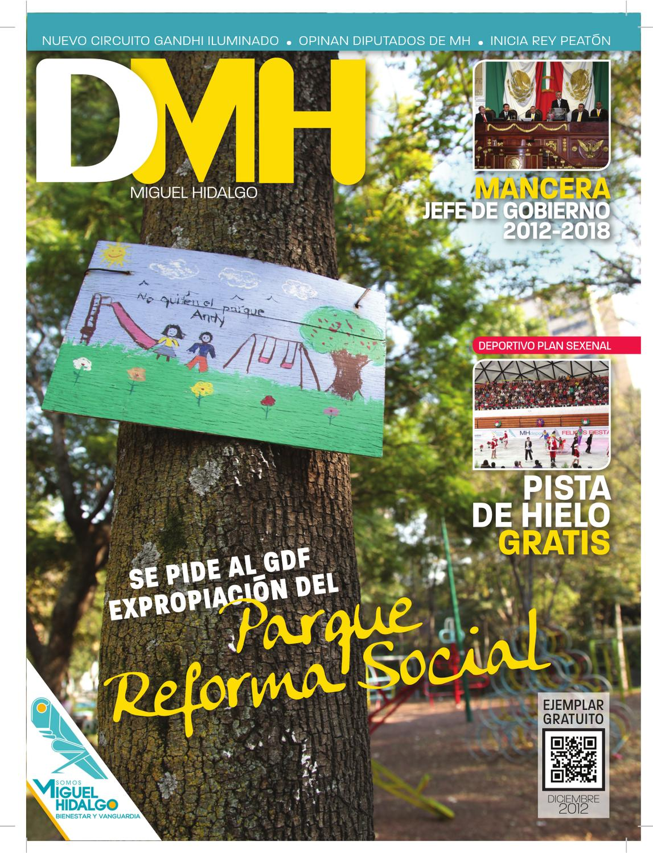Circuito Gandhi : Dmh #2 by delegación miguel hidalgo issuu