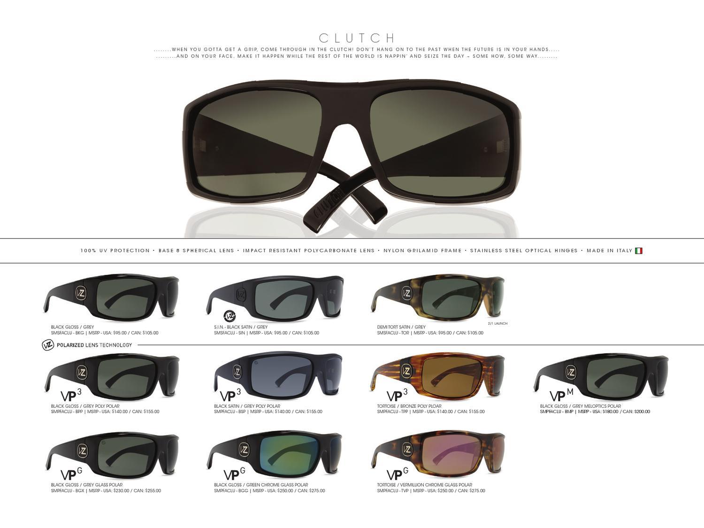 499f9e5517 VonZipper Spring Sunglasses 2013 by VonZipper - issuu