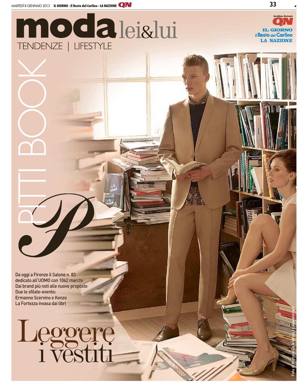 Pitti Book 2013 by Monrif Net - issuu 54d92692190