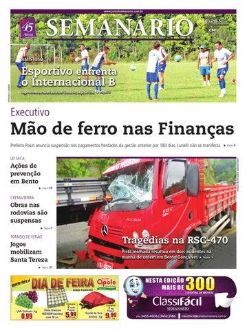 fbd5d82020a44 09 01 2012 - Jornal Semanário by Jornal Semanário - Bento Gonçalves ...