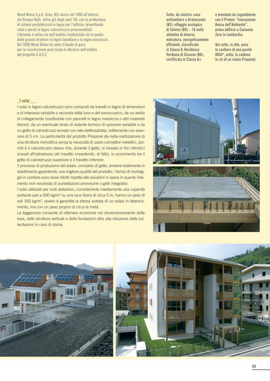 Solaio Laterocemento Anni 50 legnoarchitettura 10 by edicomedizioni - issuu