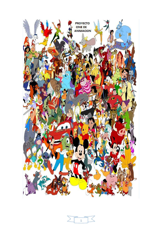 CINE ANIMACION by Gustavo Romero - issuu